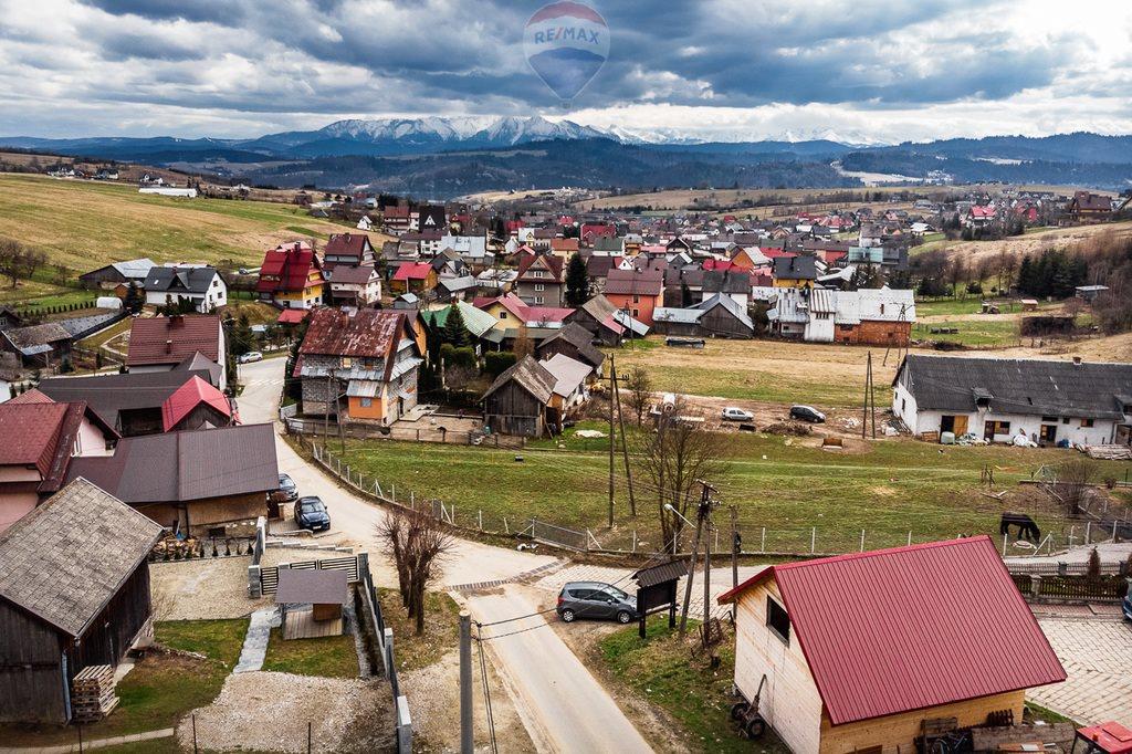 Działka budowlana na sprzedaż Kluszkowce  869m2 Foto 8