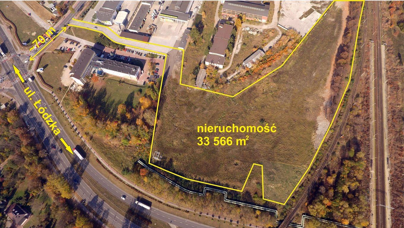 Działka inwestycyjna na sprzedaż Kielce, Olszewskiego  33566m2 Foto 1