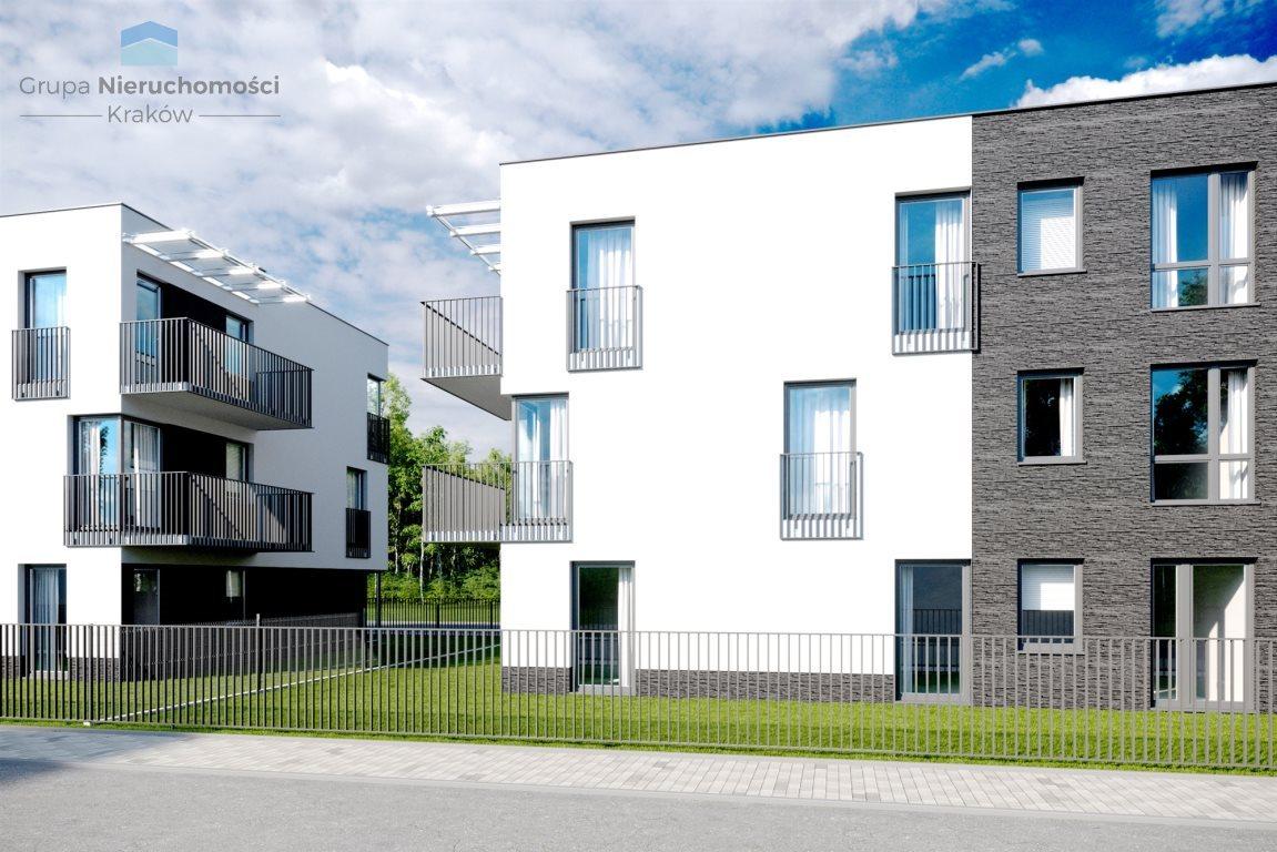 Mieszkanie trzypokojowe na sprzedaż Kraków, Bronowice, Mydlniki, Wincentego Weryhy-Darowskiego  49m2 Foto 4