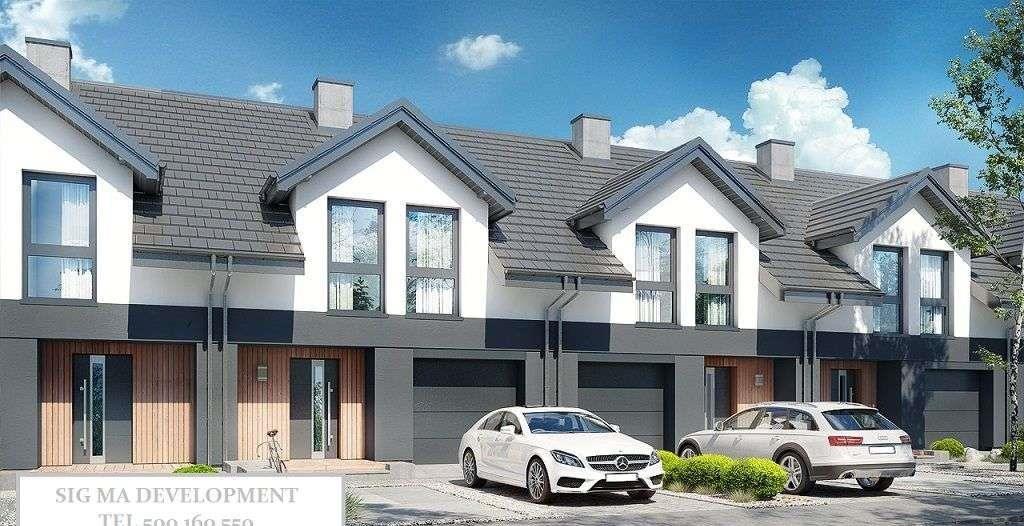Dom na sprzedaż Czernica, Myśliwska  125m2 Foto 1
