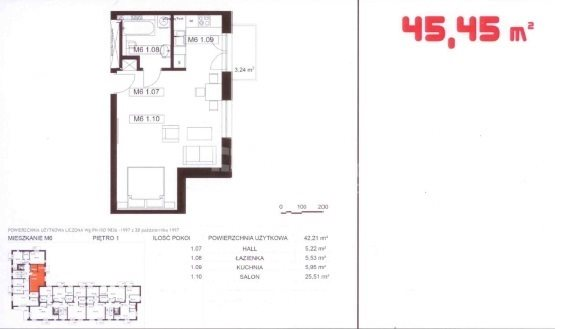 Mieszkanie dwupokojowe na sprzedaż Pabianice, Osiedle Bugaj  62m2 Foto 12
