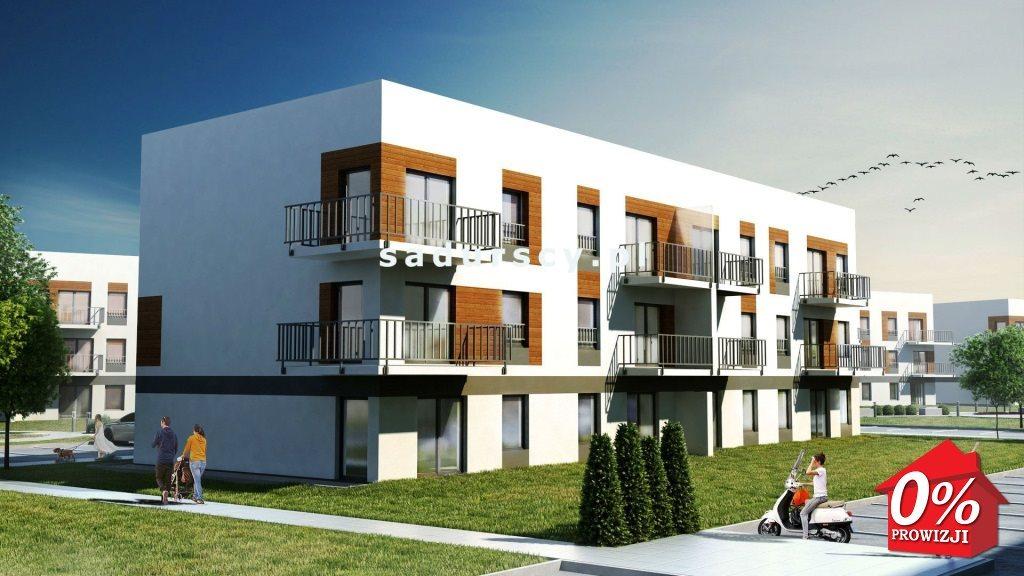 Mieszkanie dwupokojowe na sprzedaż Niepołomice, Niepołomice  59m2 Foto 4