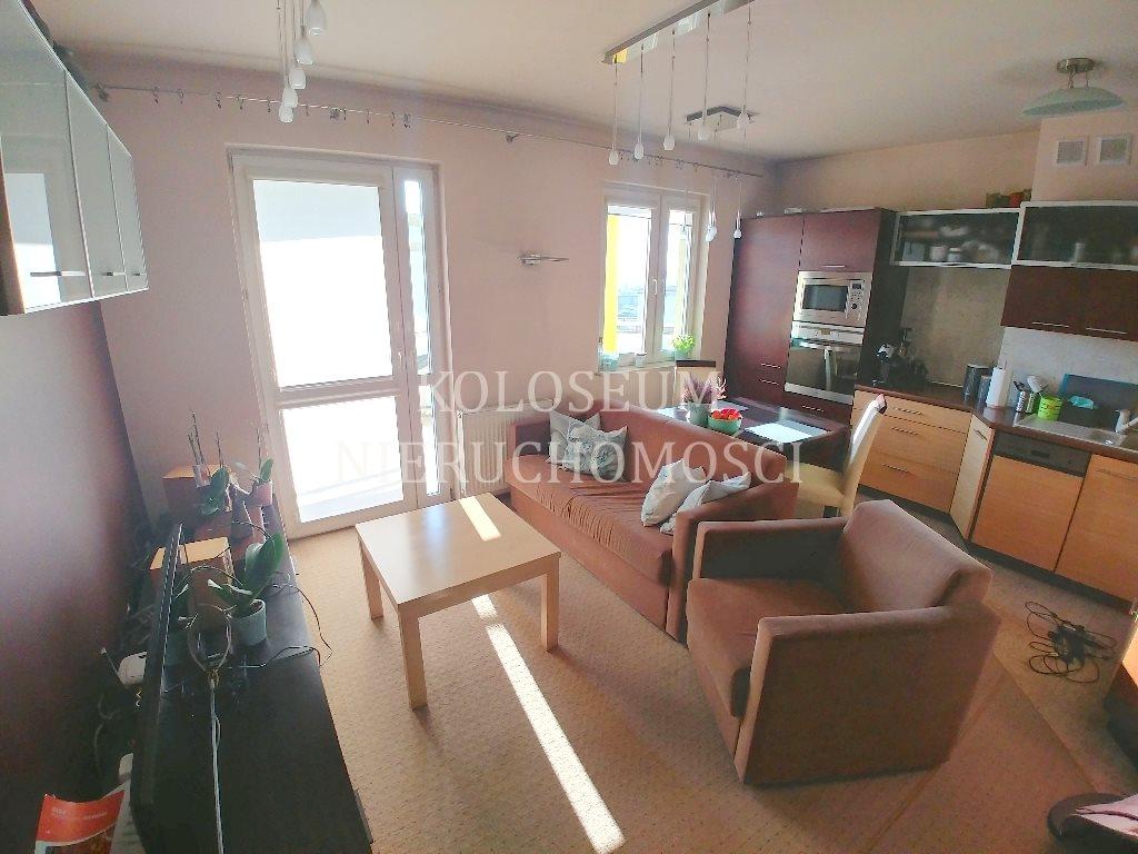 Mieszkanie dwupokojowe na wynajem Toruń, Wrzosy  47m2 Foto 2