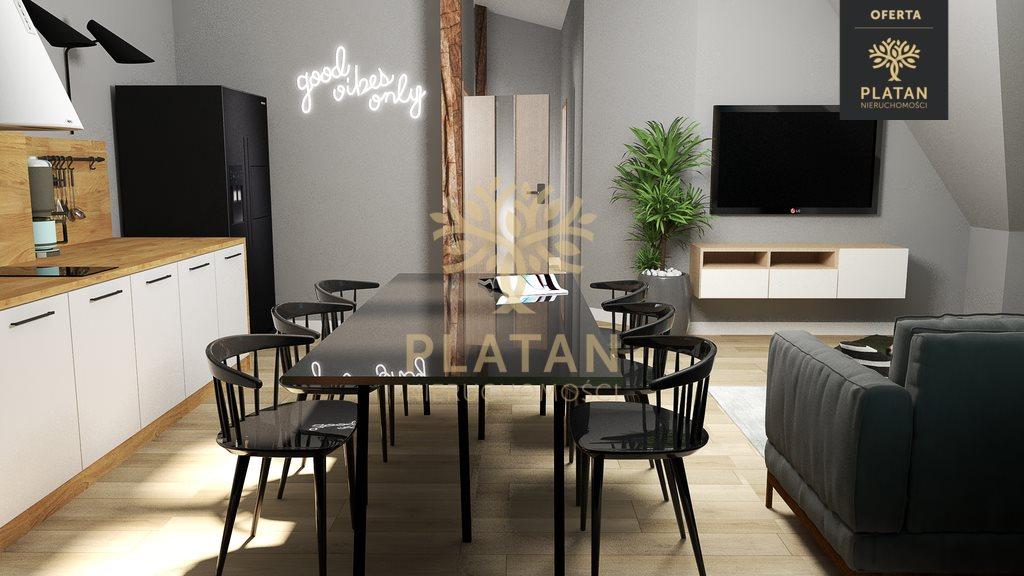 Mieszkanie dwupokojowe na sprzedaż Poznań, Łazarz, Łazarz, Marcelego Mottego  50m2 Foto 1