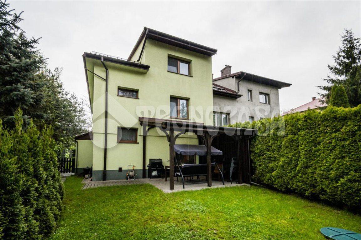 Dom na sprzedaż Kraków, Łagiewniki-Borek Fałęcki, Kąpielowa  138m2 Foto 1