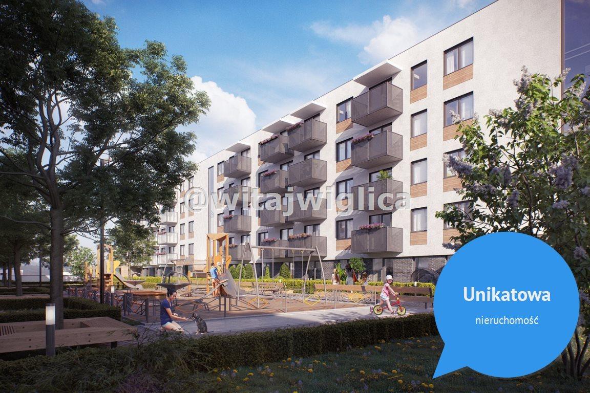 Mieszkanie dwupokojowe na sprzedaż Wrocław, Krzyki, Klecina, Jutrzenki  45m2 Foto 3