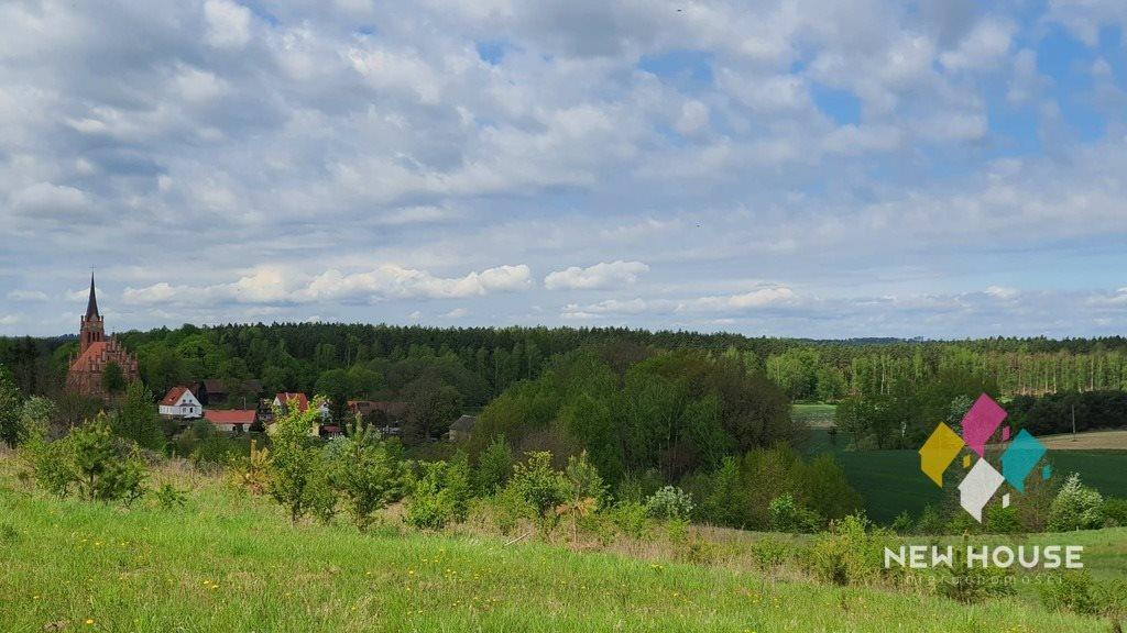 Działka rolna na sprzedaż Brąswałd  3540m2 Foto 5