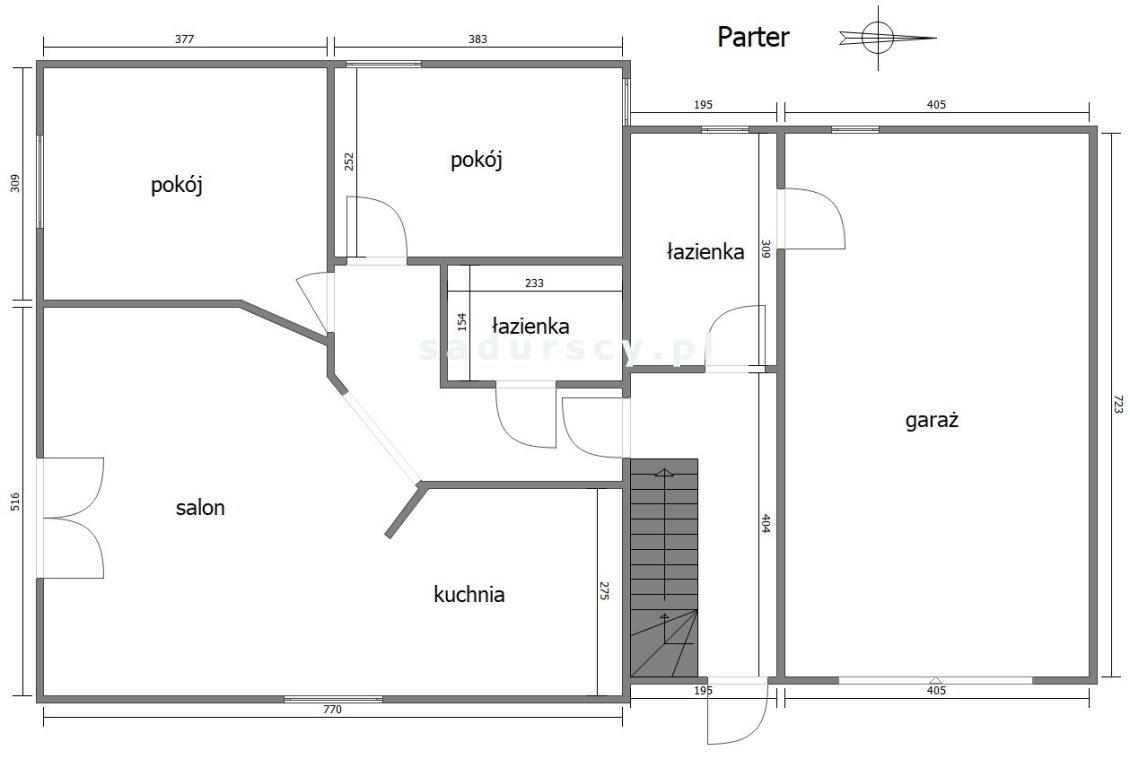 Dom na sprzedaż Kraków, Podgórze Duchackie, Soboniowicka  240m2 Foto 3
