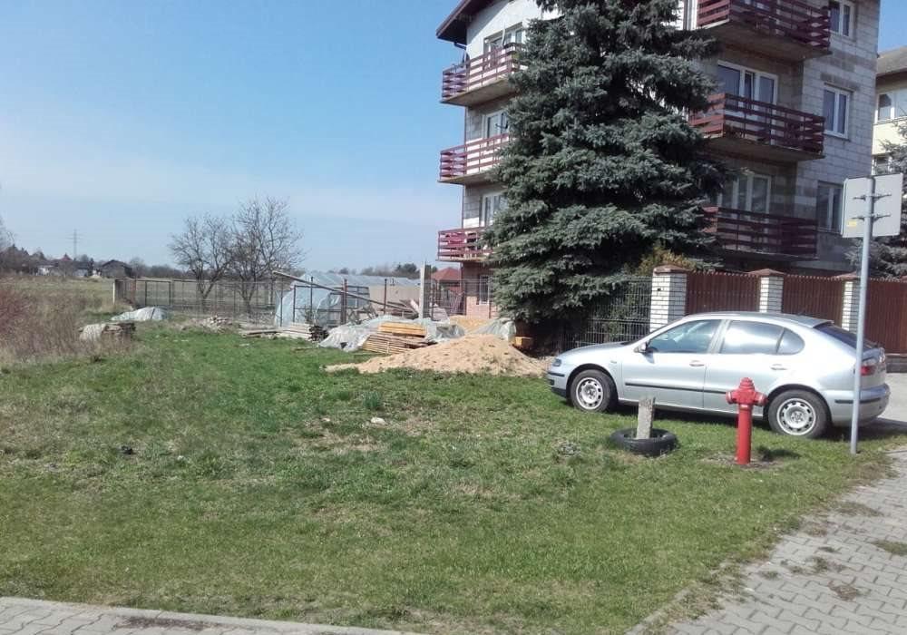 Działka budowlana na sprzedaż Lublin  1161m2 Foto 1