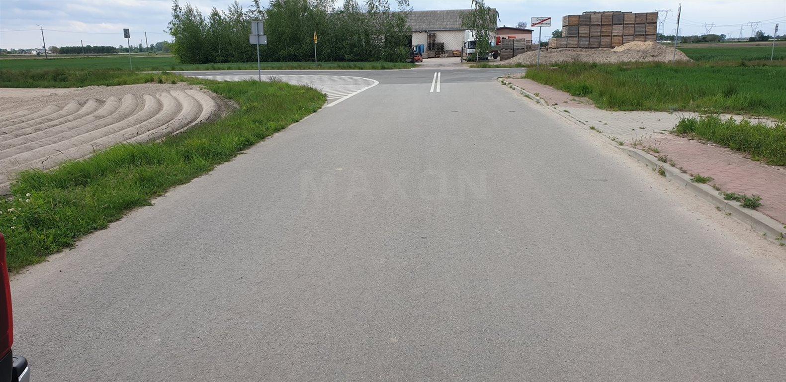 Działka przemysłowo-handlowa na sprzedaż Pogroszew  23100m2 Foto 12