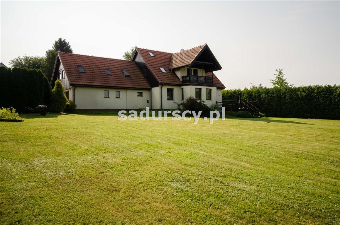Dom na sprzedaż Wielka Wieś, Słoneczna  200m2 Foto 1