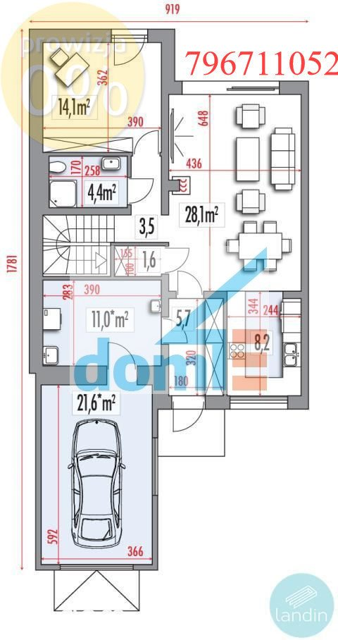 Dom na sprzedaż Wilkszyn  167m2 Foto 2