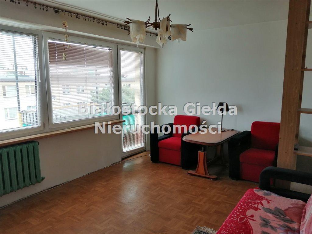 Mieszkanie dwupokojowe na sprzedaż Białystok, Dziesięciny  48m2 Foto 2