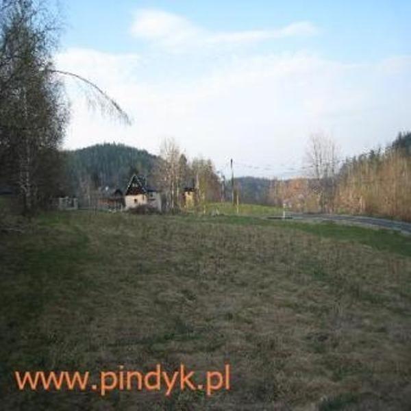 Działka budowlana na sprzedaż polska, Jelenia Góra Okolice, Zachełmie  1800m2 Foto 1
