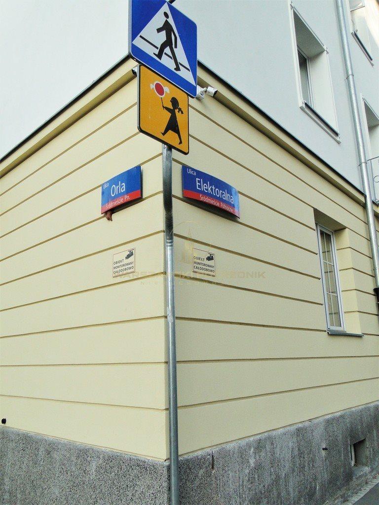 Mieszkanie trzypokojowe na sprzedaż Warszawa, Śródmieście, Elektoralna  60m2 Foto 1
