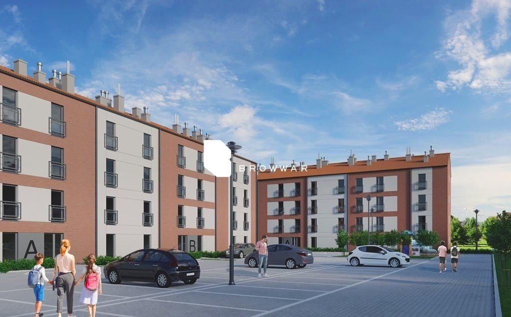 Mieszkanie dwupokojowe na sprzedaż Luboń, Armii Poznań  51m2 Foto 1