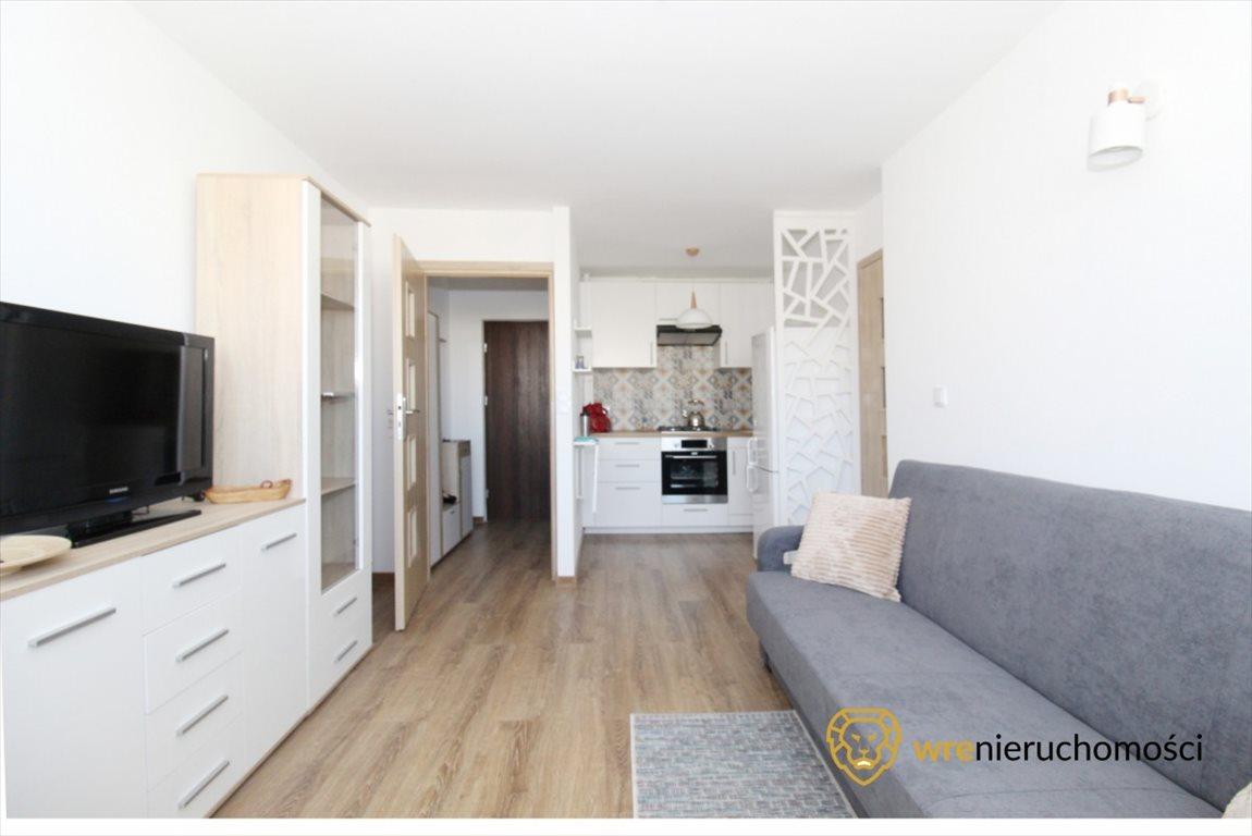 Mieszkanie dwupokojowe na wynajem Wrocław, Krzyki, okolice Sky Tower  34m2 Foto 4