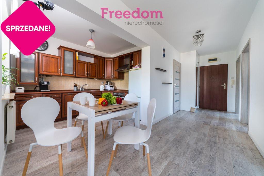 Mieszkanie trzypokojowe na sprzedaż Olsztyn, Nagórki, Franciszka Barcza  59m2 Foto 1