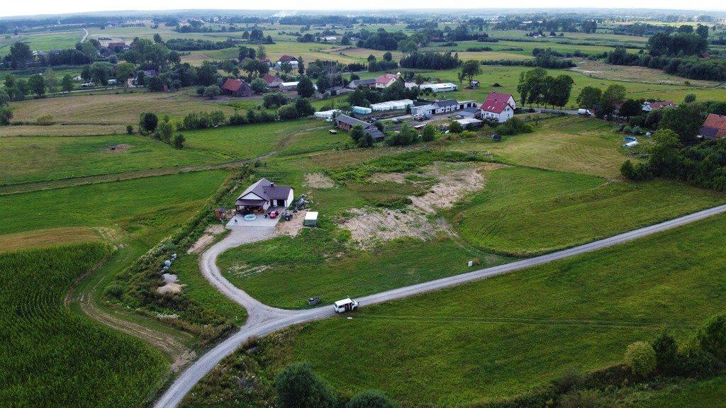 Działka budowlana na sprzedaż Kałęczyny  5628m2 Foto 2