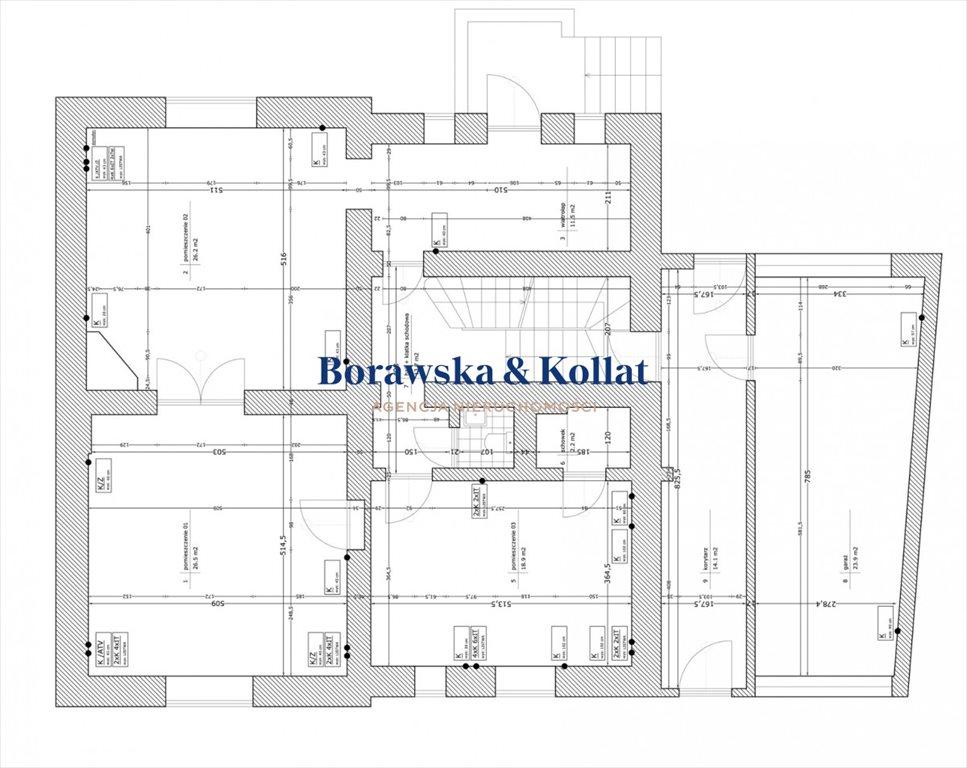 Dom na wynajem Warszawa, Żoliborz, Plac Joachima Lelewela  700m2 Foto 10