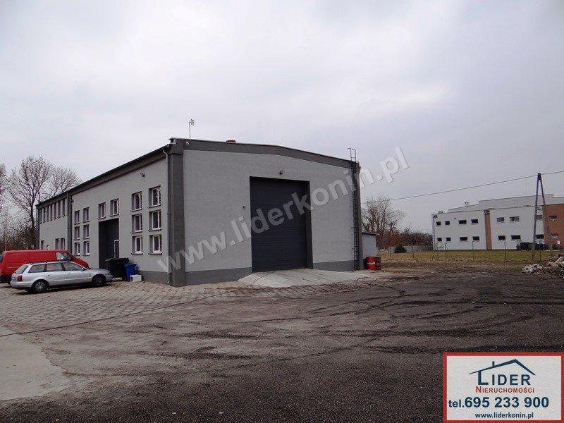 Lokal użytkowy na sprzedaż Rychwał  6595m2 Foto 2