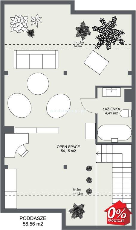 Mieszkanie trzypokojowe na sprzedaż Niepołomice, Portowa  101m2 Foto 6