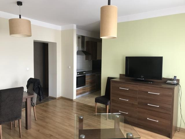 Mieszkanie dwupokojowe na wynajem Toruń, Małe Garbary  47m2 Foto 1