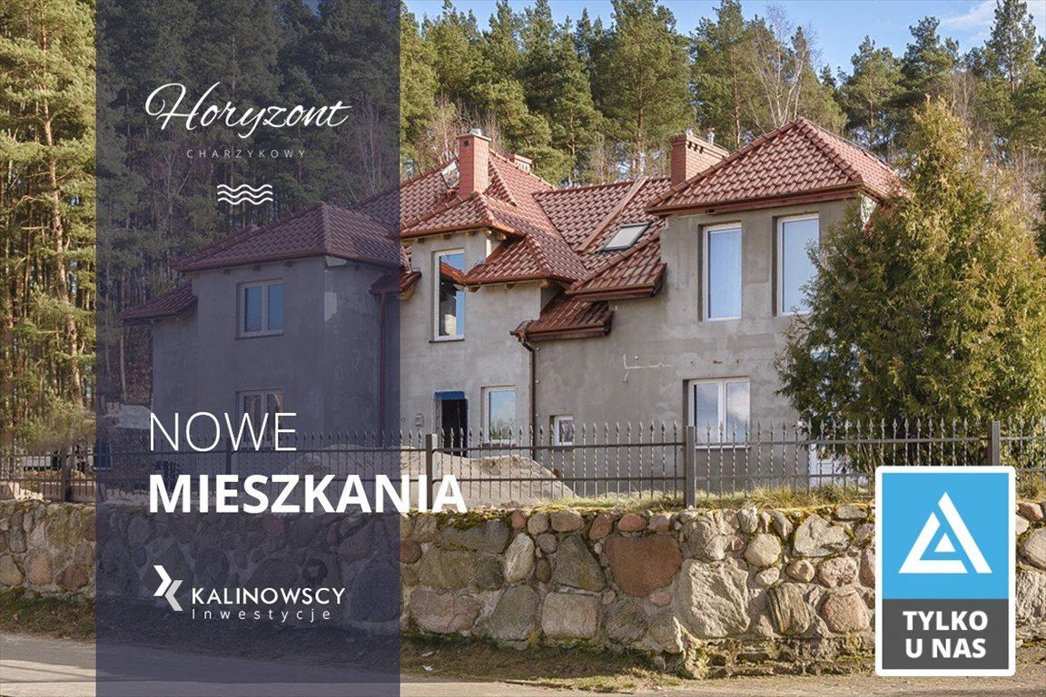 Mieszkanie dwupokojowe na sprzedaż Charzykowy, Kalinowa  55m2 Foto 1