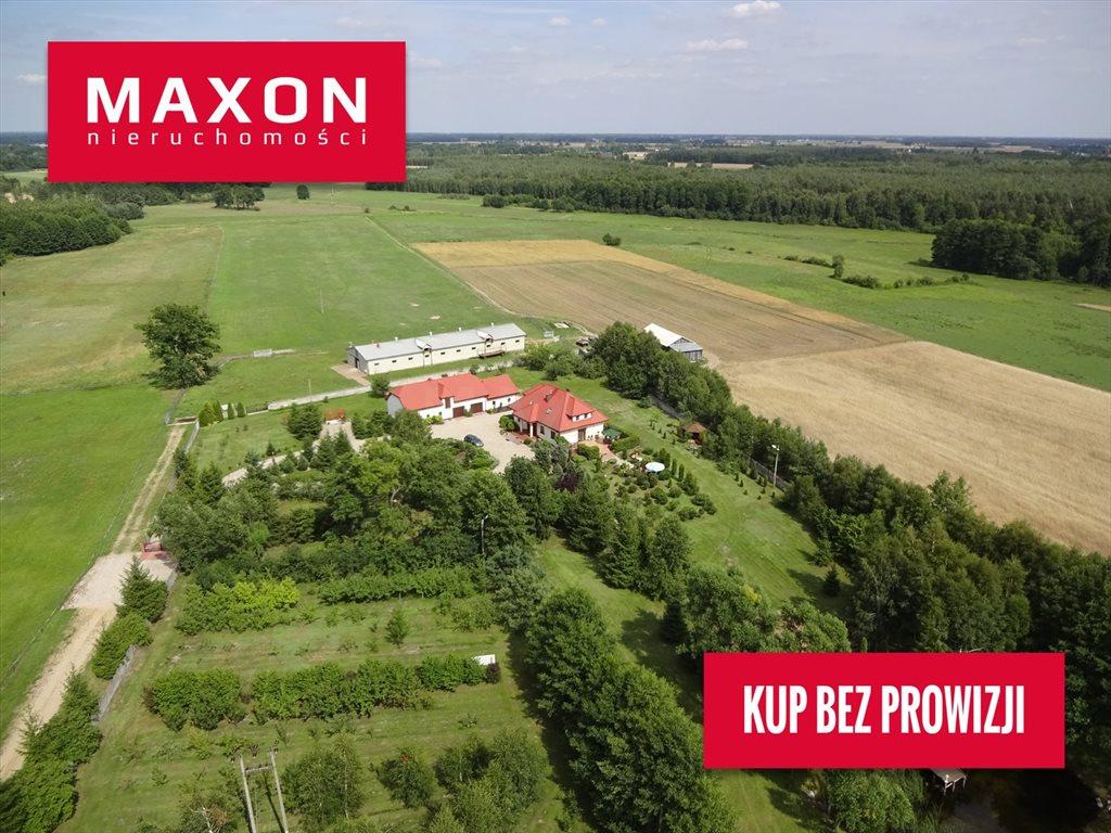 Działka rolna na sprzedaż Jaźwiny  521469m2 Foto 1