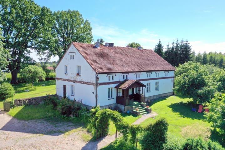 Dom na sprzedaż Węgorzewo, Łuczańska  631m2 Foto 1