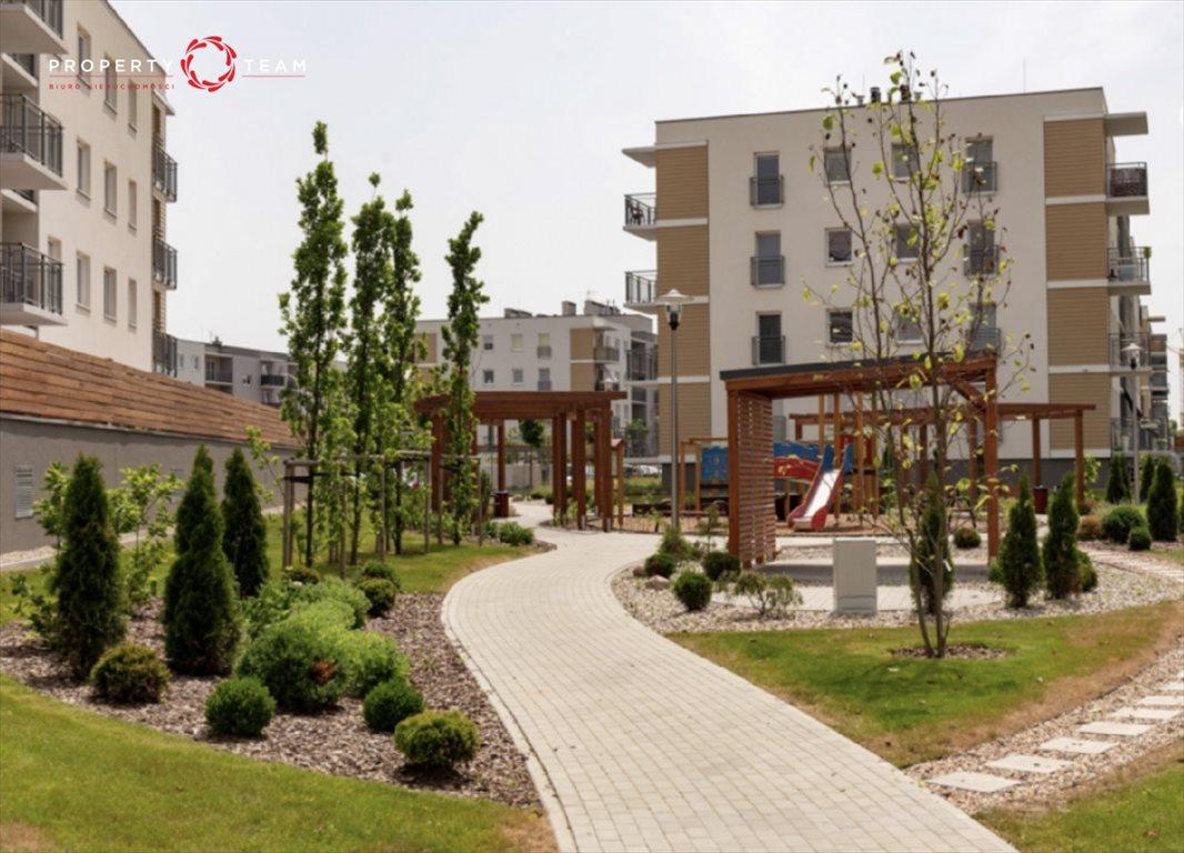 Mieszkanie trzypokojowe na sprzedaż Wrocław, Jagodno, Klasztorna  54m2 Foto 5