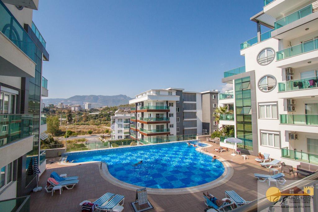 Mieszkanie dwupokojowe na sprzedaż Turcja, Alanya, Alanya, Kestel  60m2 Foto 6
