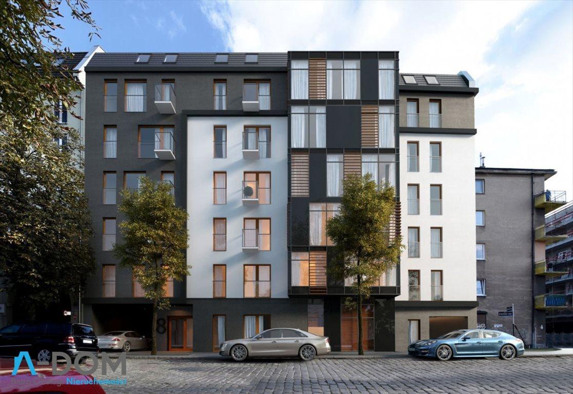 Mieszkanie dwupokojowe na sprzedaż Poznań, Stare Miasto  84m2 Foto 3