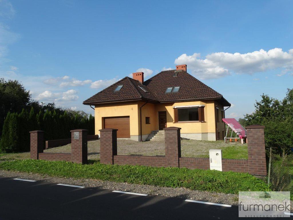 Dom na sprzedaż Zaporze  217m2 Foto 1