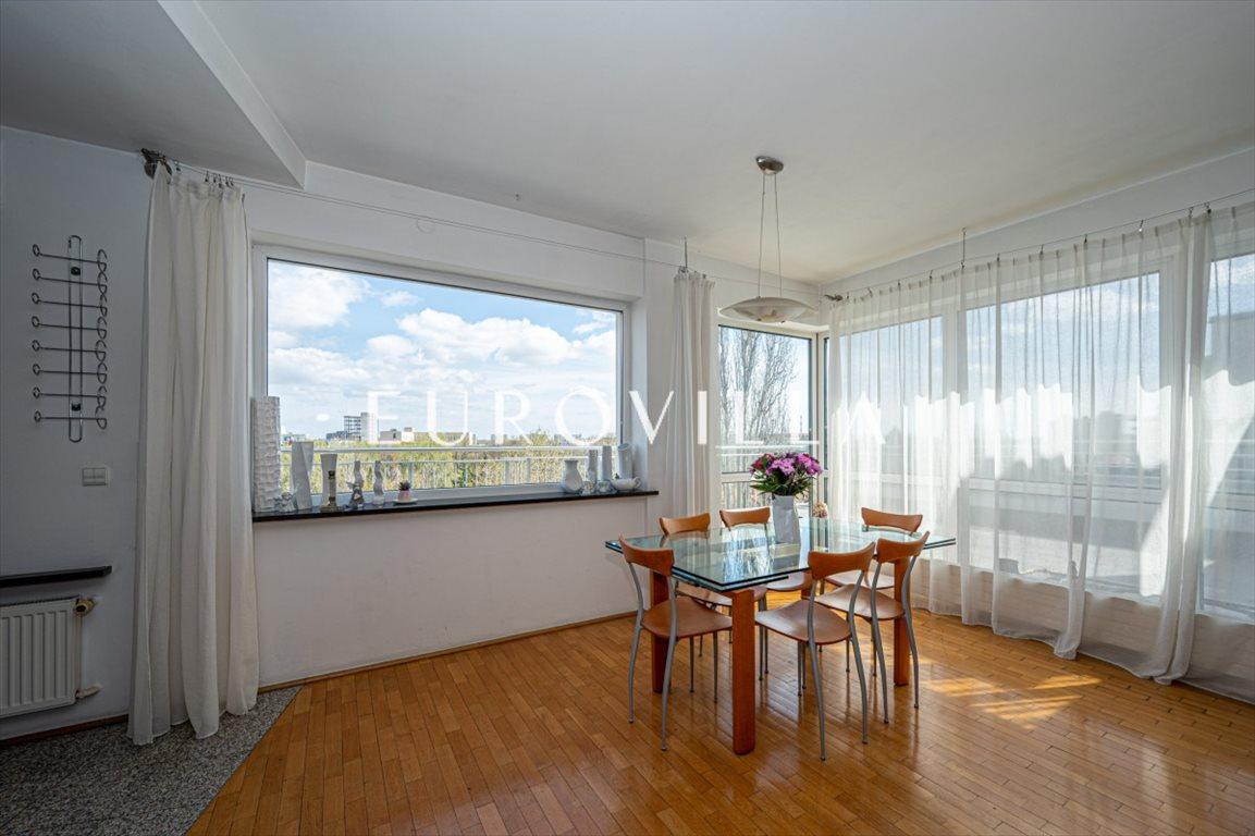 Mieszkanie czteropokojowe  na sprzedaż Warszawa, Mokotów  185m2 Foto 4