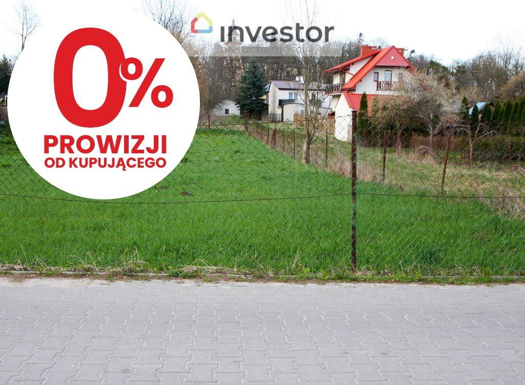 Działka komercyjna na sprzedaż Nałęczów, Bochotnica  1000m2 Foto 2