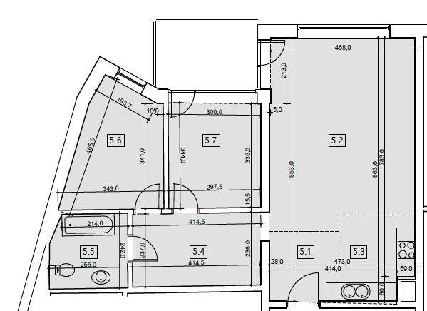 Mieszkanie trzypokojowe na sprzedaż Katowice, Brynów, Curie-Skłodowska 44  77m2 Foto 8