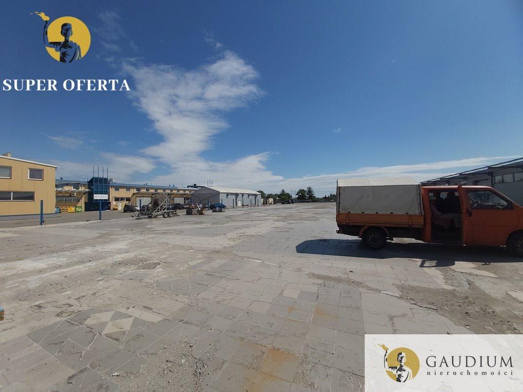 Działka przemysłowo-handlowa pod dzierżawę Gdańsk, Orunia  570m2 Foto 2