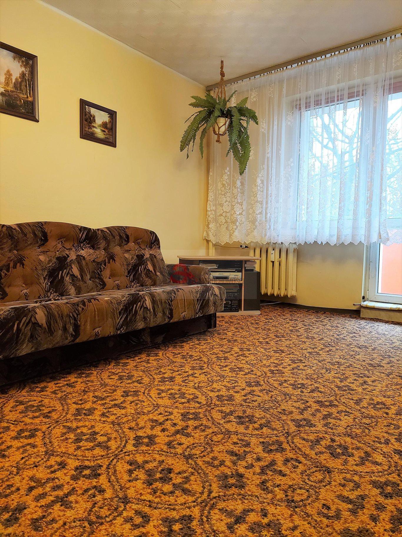 Mieszkanie dwupokojowe na sprzedaż Poznań, Poznań-Stare Miasto, Piątkowo, os. Bolesława Chrobrego  47m2 Foto 8