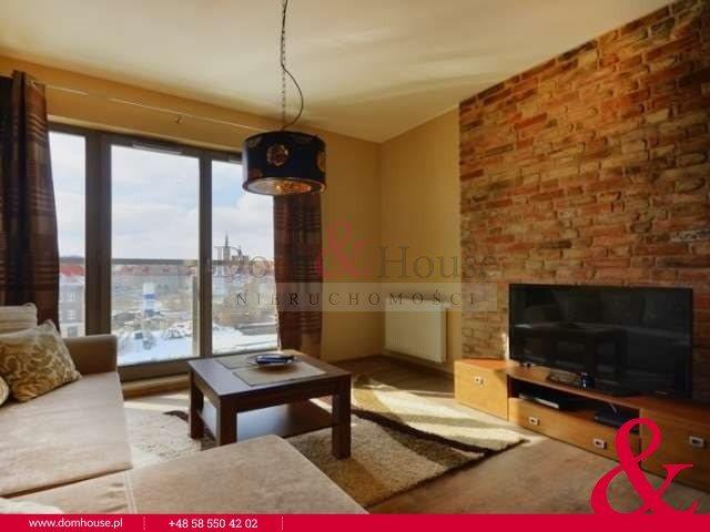 Mieszkanie dwupokojowe na wynajem Gdańsk, Główne Miasto, Szafarnia  61m2 Foto 1