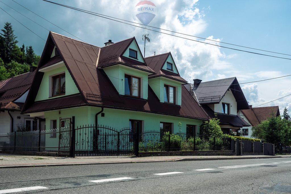 Dom na sprzedaż Nowy Targ  200m2 Foto 1