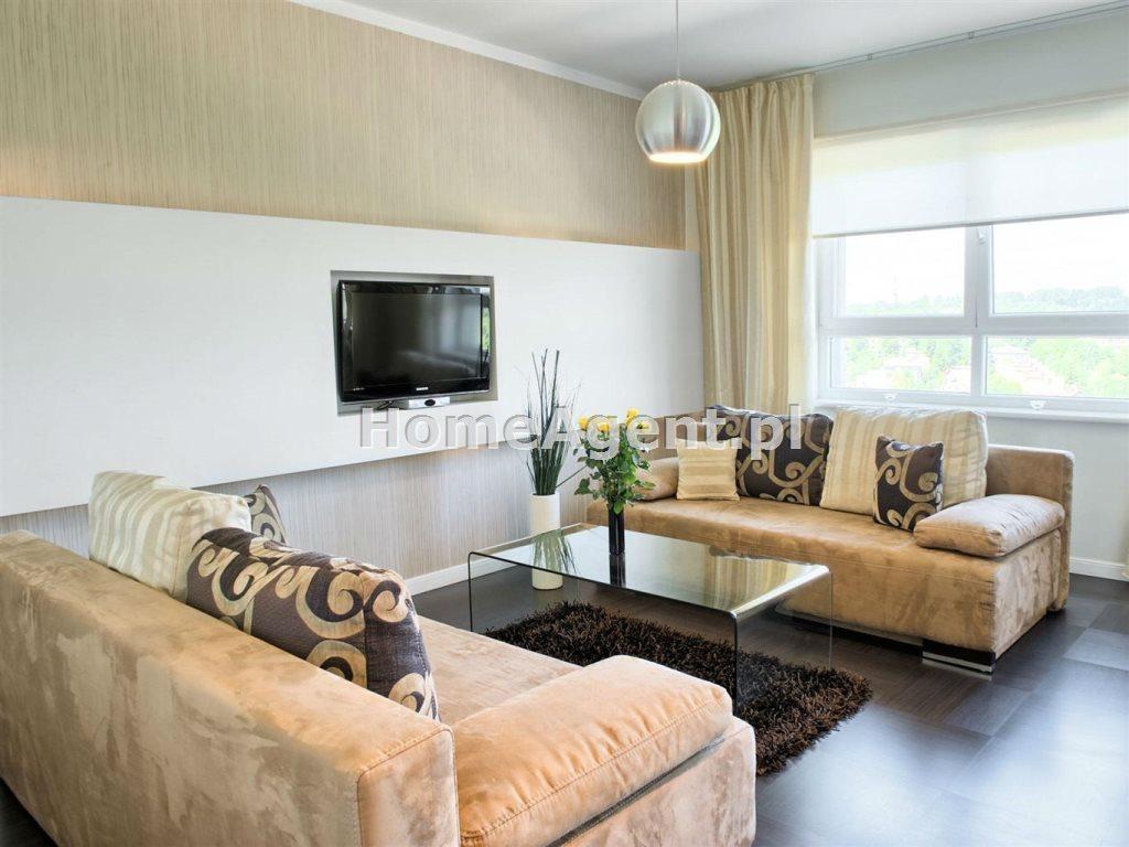 Mieszkanie dwupokojowe na sprzedaż Katowice, Dębowe Tarasy, Silesia City Center, Johna Baildona  73m2 Foto 2