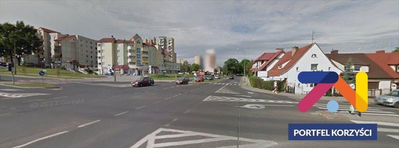 Działka przemysłowo-handlowa pod dzierżawę Zielona Góra, CENTRUM  600m2 Foto 1