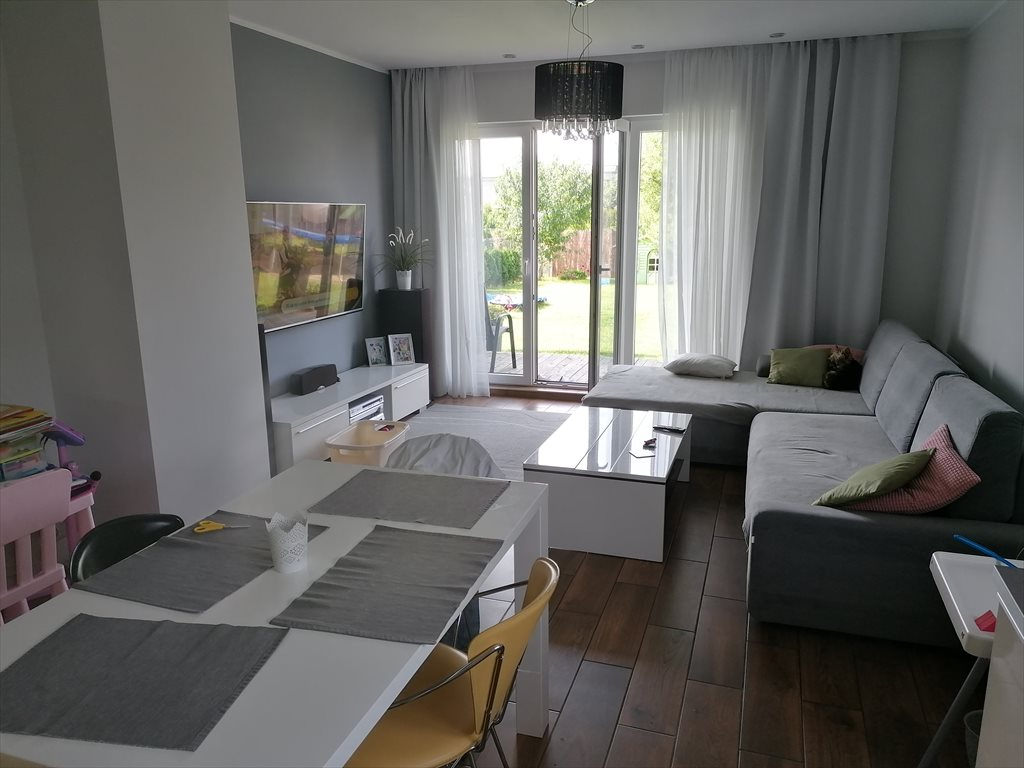Mieszkanie trzypokojowe na sprzedaż Wrocław, Krzyki, Ołtaszyn, Grota Roweckiego  70m2 Foto 4