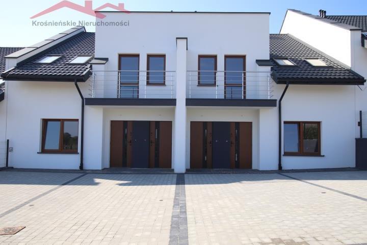 Mieszkanie trzypokojowe na sprzedaż Krosno, Suchodół  80m2 Foto 2