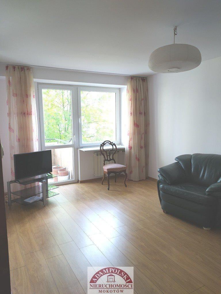Mieszkanie dwupokojowe na wynajem Warszawa, Mokotów, Batuty  46m2 Foto 1