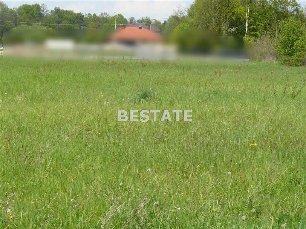 Działka budowlana na sprzedaż Tarnów  2055m2 Foto 1