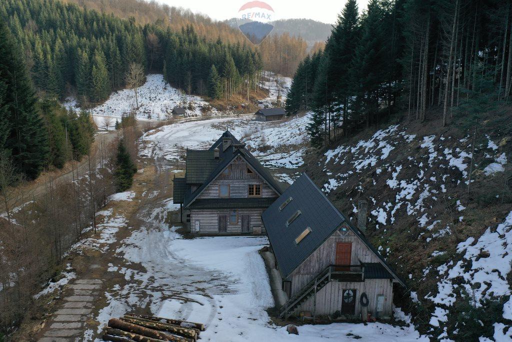 Działka komercyjna na sprzedaż Szczawnica, Skotnicka  86881m2 Foto 11