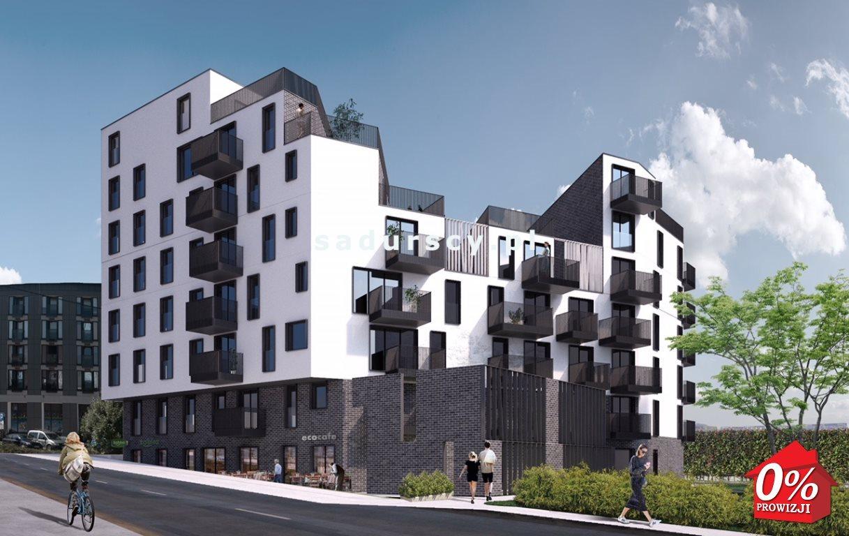 Mieszkanie trzypokojowe na sprzedaż Kraków, Dębniki, Ruczaj, Chmieleniec  49m2 Foto 3