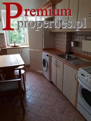 Mieszkanie dwupokojowe na wynajem Warszawa, Mokotów, Stary Mokotów  53m2 Foto 1